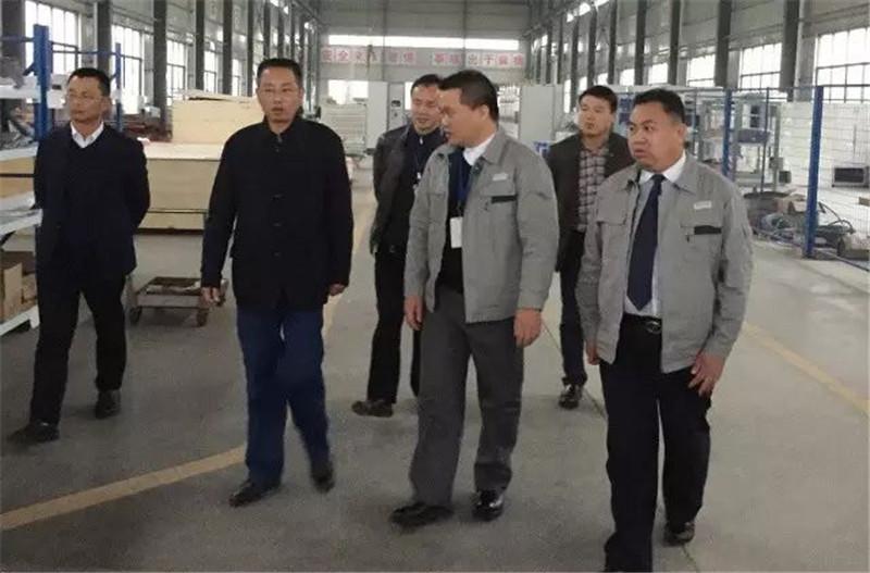 天易示范区常务副主任王成林一行莅临亚博官网娱乐app下载